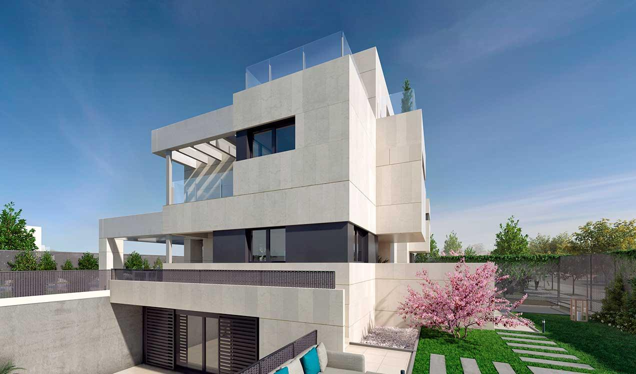 Obra nueva en Aravaca - Célere Grace | Obra Nueva Madrid exterior