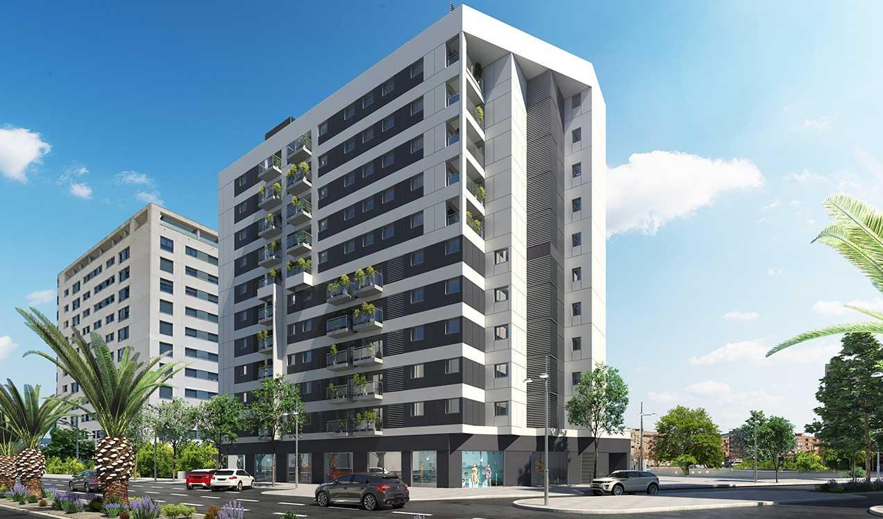 Promoción de obra nueva Valencia | Célere Nauta Moreras