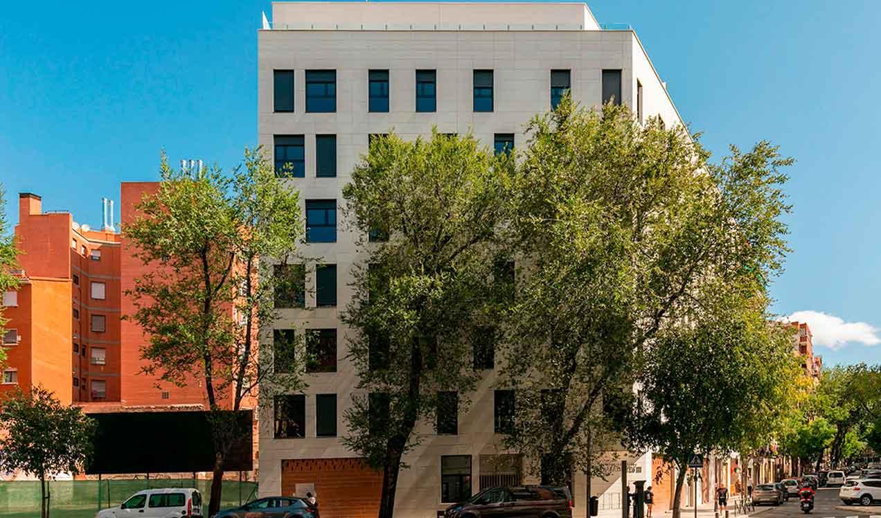 promoción de obra nueva en Madrid Embajadores