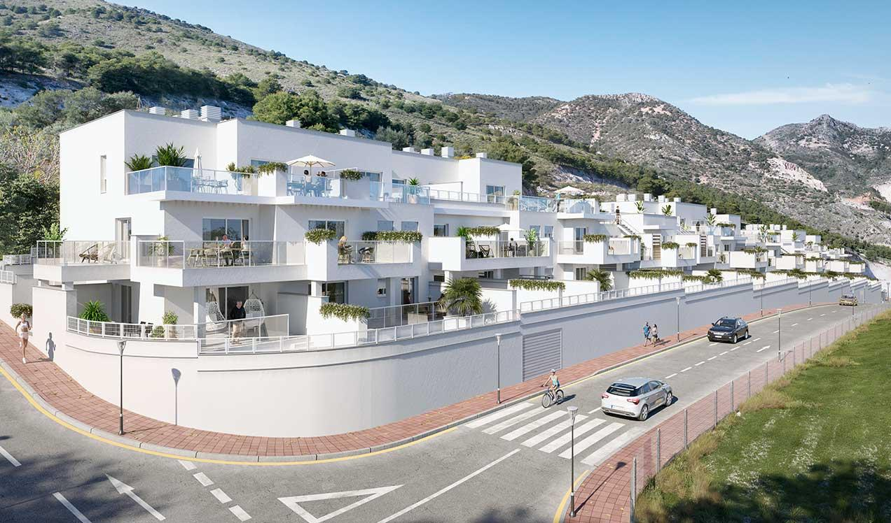 Malaga - Benalmádena New Build Célere Blossom