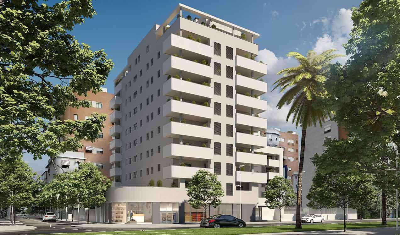 Obra nueva Alicante - Aldara   Célere Aldara
