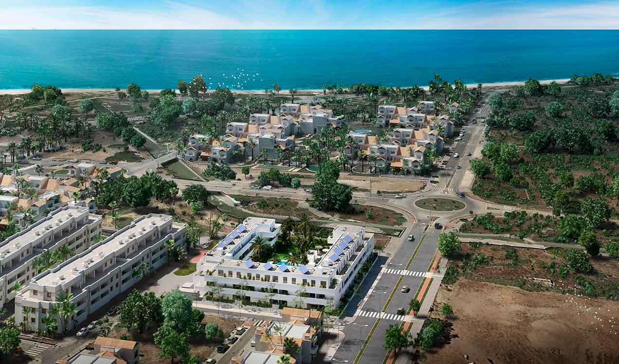 Obra nueva en Rota | Cádiz | Célere Punta Candor