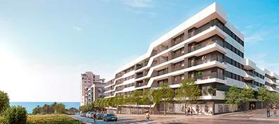 New Build in Mataró Celere Alocs