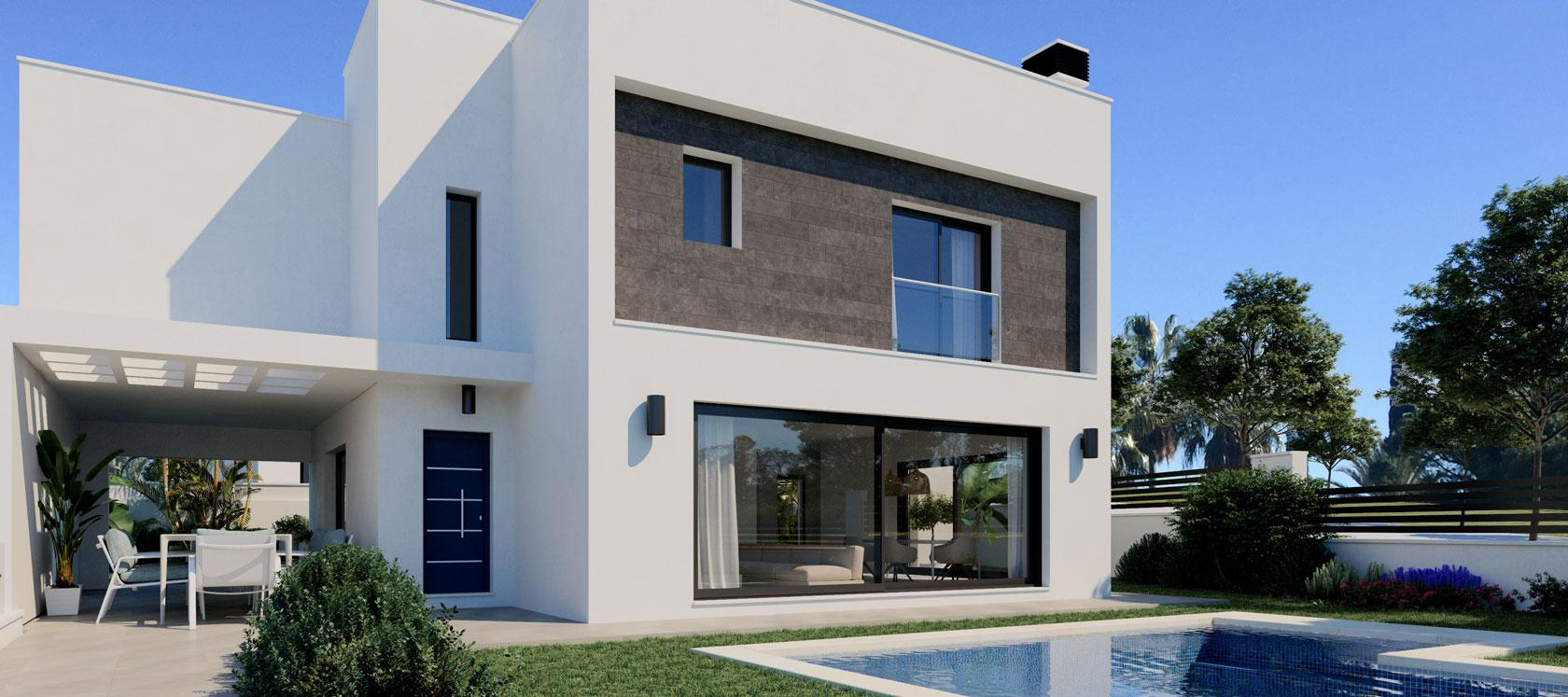 New-build flats in Malaga| Célere Retamar II Development