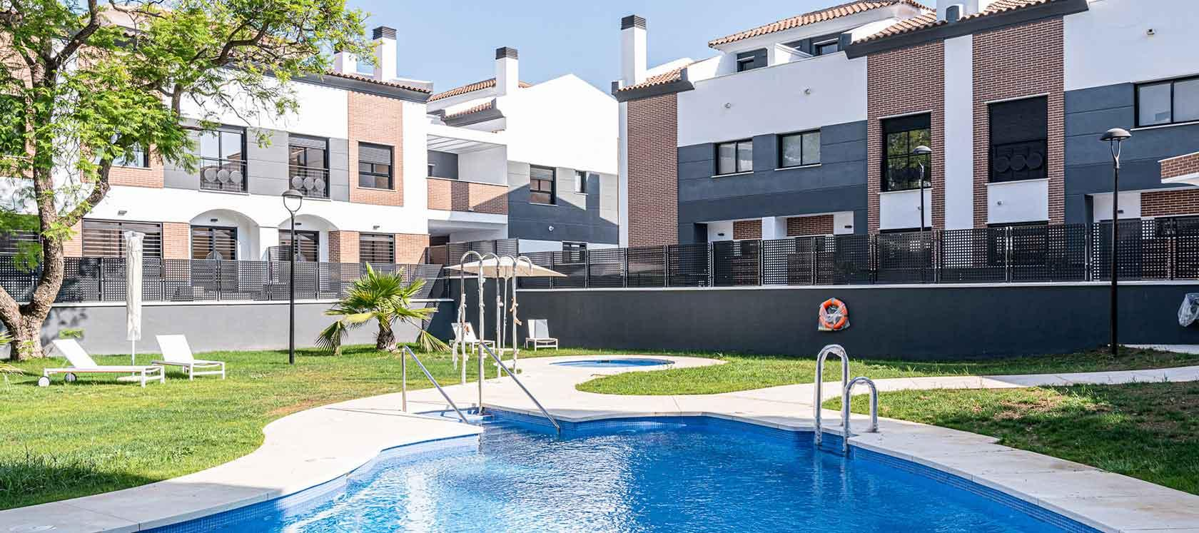 New-build flats in Malaga| Célere Churriana Development