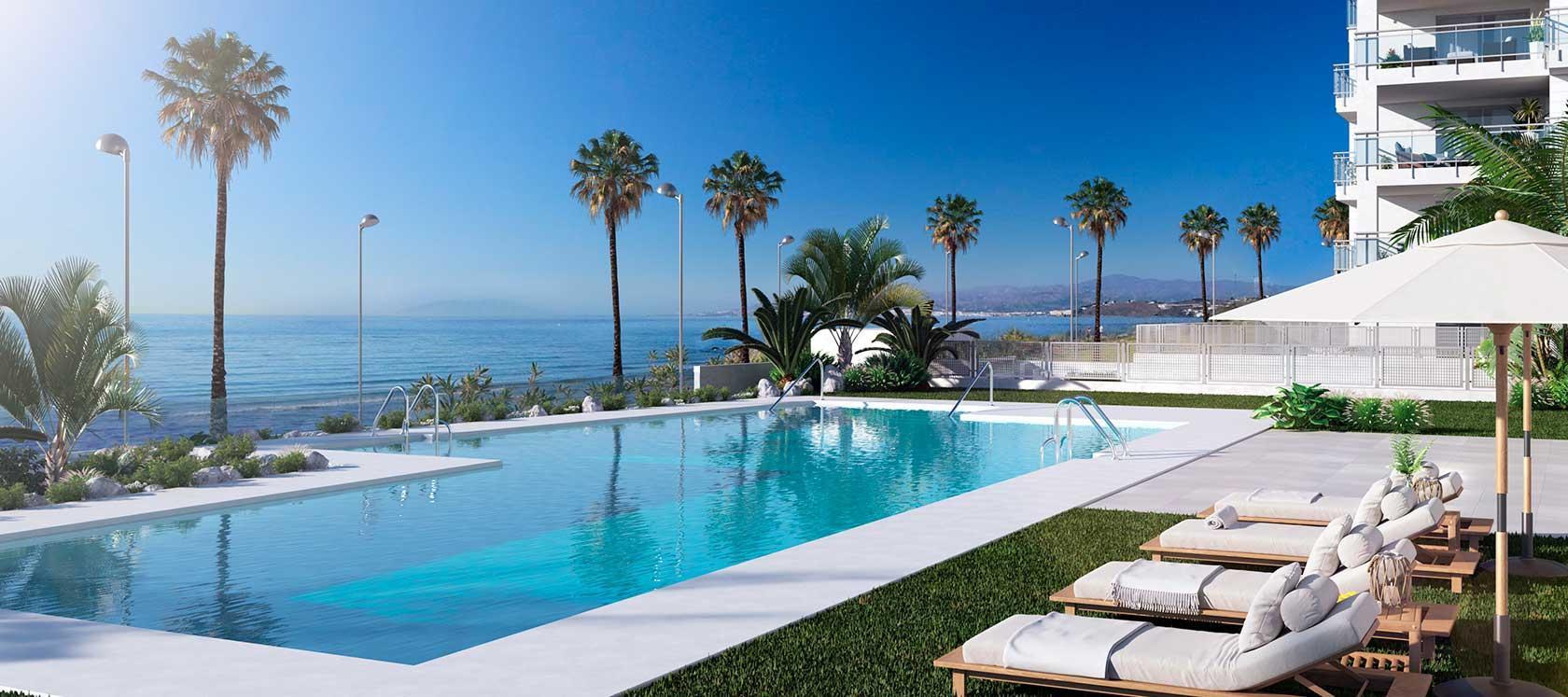 Obra nueva torrox costa - Málaga | Célere Duna Beach II exterior