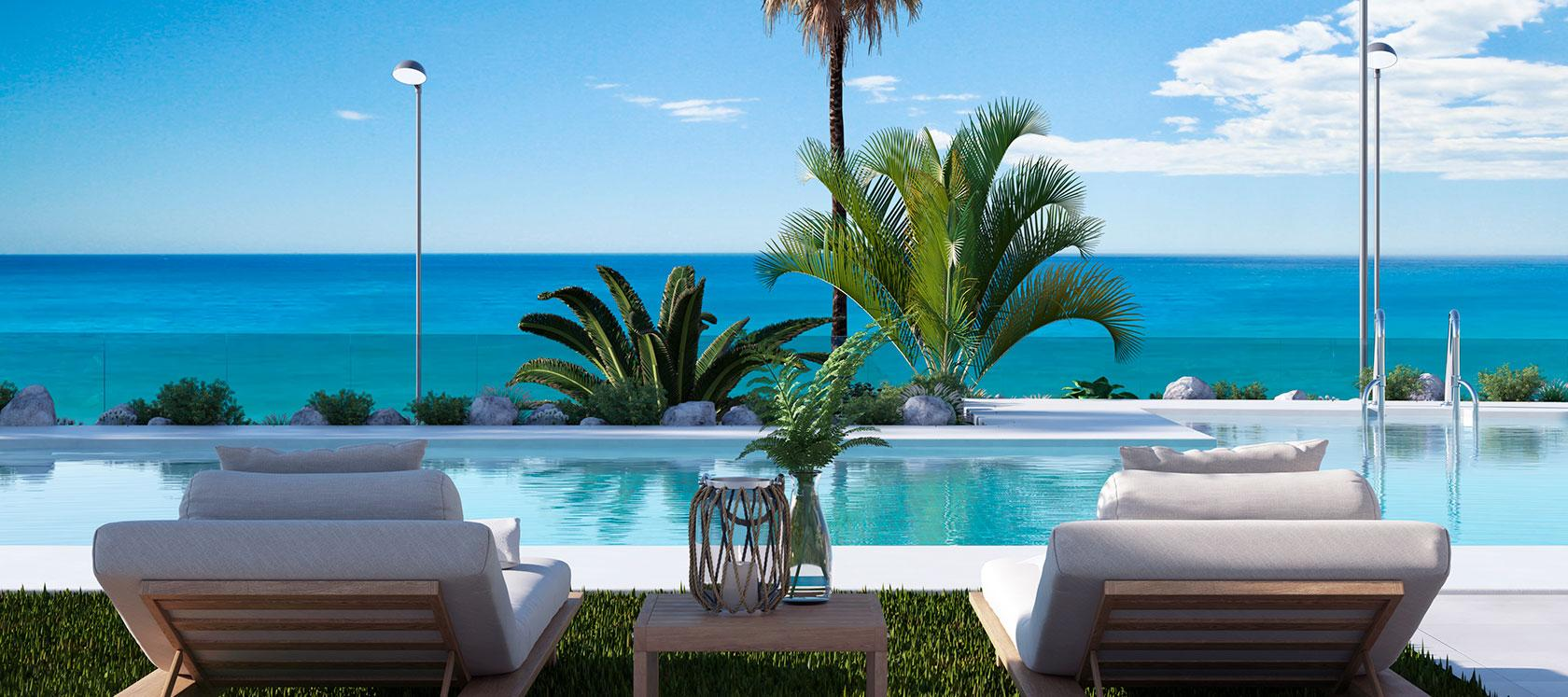 Obra nueva torrox costa - Málaga | Célere Duna Beach II