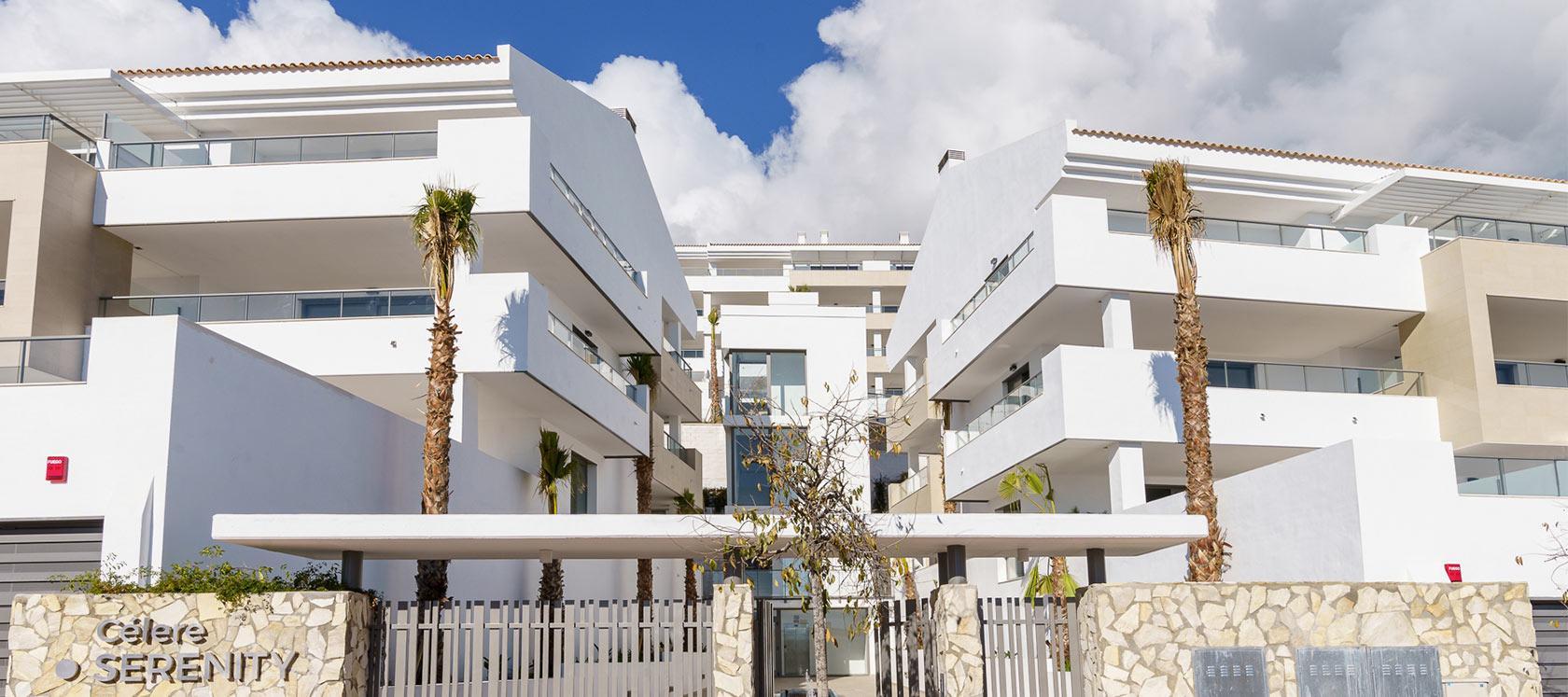 Obra Nueva en Málaga celere-serenity