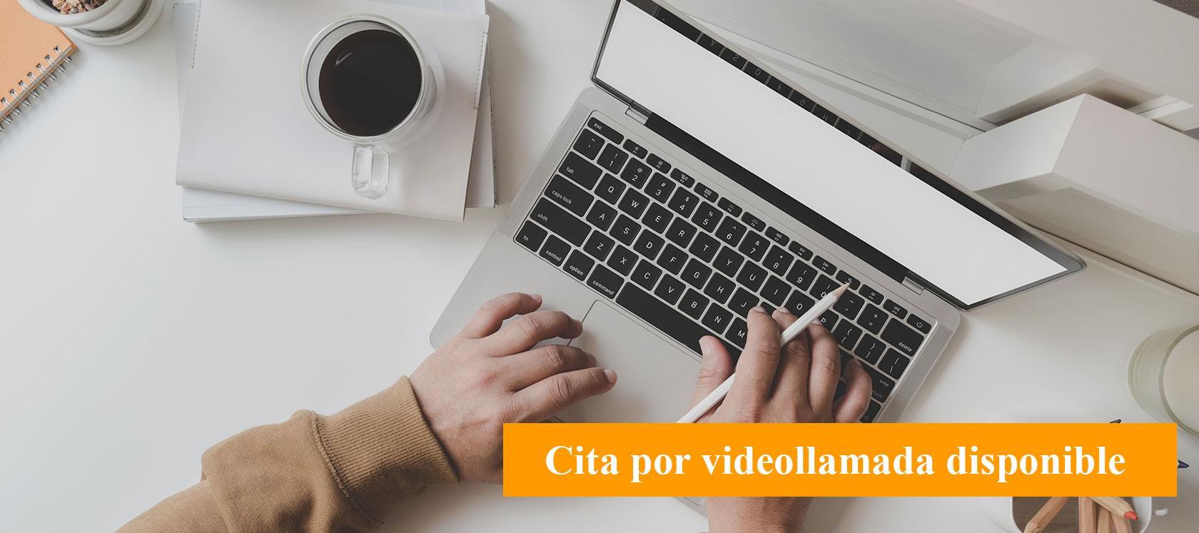 Solicita tu cita por videollamada