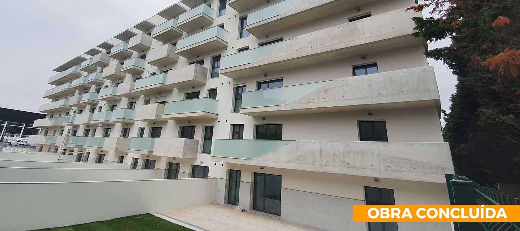 Obra nueva en Oporto | Célere Portodouro exterior